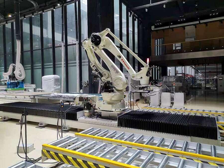 机器人第七轴